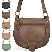 Brown Across Body Bag