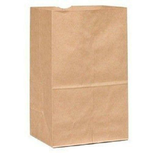 Brown Paper Grocery Bags Ebay