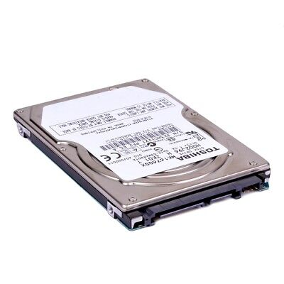 Toshiba 320 GB SATA II 2,5 Zoll 5400RPM 8MB Notebook Laptop Festplatte MK3276GSX - 320 Gb 2.5