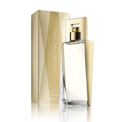 Avon - Attraction For Her 50ML Perfume  Ladies Fragrance Brand NEW