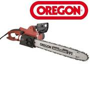 Oregon Electric Chainsaw