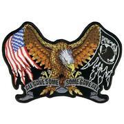 Eagle Biker Patch