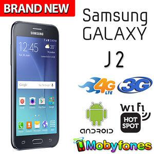 SAMSUNG GALAXY J2 BRAND NEW UNLOCKED J200Y 4G NEXT G ANDROID CAMERA MOBILE PHONE