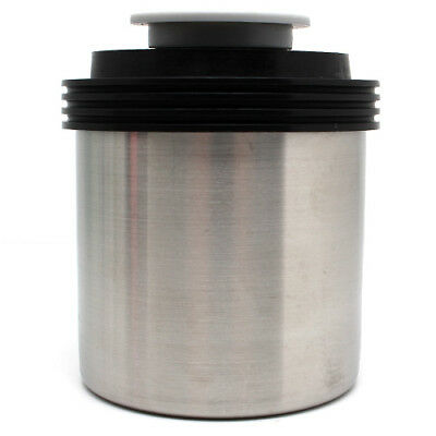 Universal Stainless Steel Developing Tank with Plastic Cap Lid