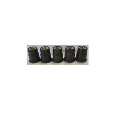 Trafimet plasma Consumables A-81 Shielding Cup Kit: 5 pc