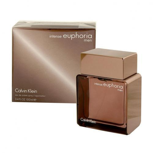 790b497b3d Details about Euphoria Intense Cologne by Calvin Klein, 3.4 oz EDT Spray  for Men NEW