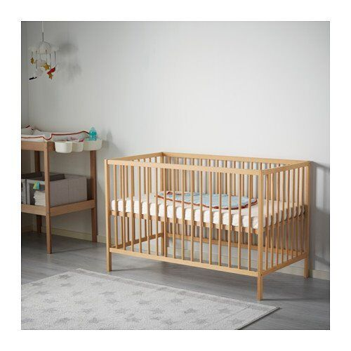 IKEA SNIGLAR cot bed with mattressin Norbury, LondonGumtree - IKEA SNIGLAR cot bed with mattress, used only for a short time, in great condition. I can add a little duvet if you want to. The bed base can be placed at two different heights. Pick up Streatham Common