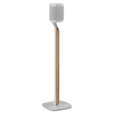 Flexson Premium Floor Stand for Sonos PLAY:1 (White). Authorized Dealer!