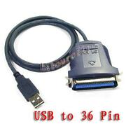 USB Printer Adapter Cable