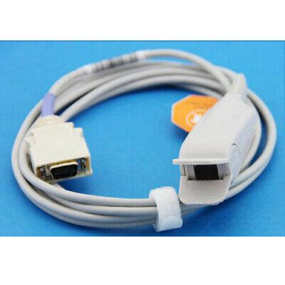 14pins Spo2 Sensor Probe Cable For Ge Procare 300 Invivo T8 Medtronic Lifepak 20