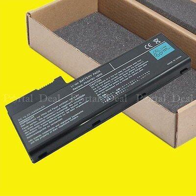 Battery for Toshiba Satellite P105 PABAS078 PA3479U-1BRS