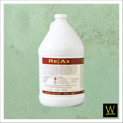 Walttools Re-ax Reactive Concrete Stain 1 Gal Sage 12 Colors Available