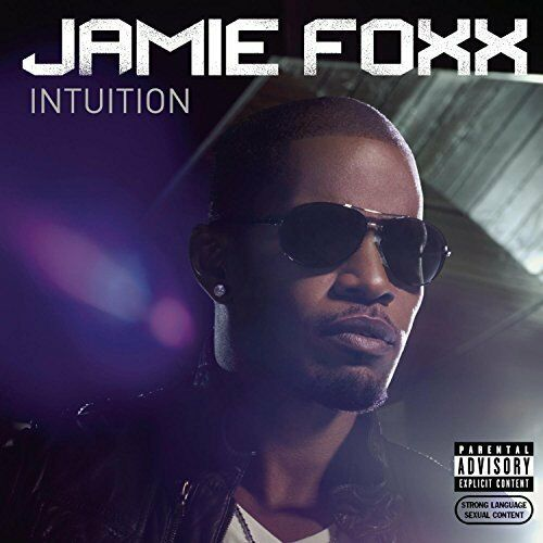 Jamie Foxx Intuition (2008) [CD]