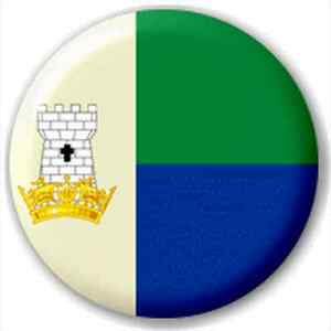 Portland-English-Town-Flag-25Mm-Pin-Button-Badge-Lapel-Pin
