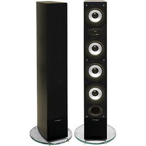 Precision Acoustics Towers and Center Channel Speakers- $200 OBO