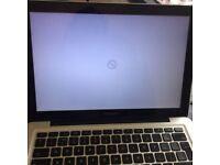 Macbook Pro A1278 mid-2010 500GB SSD 8GB RAM