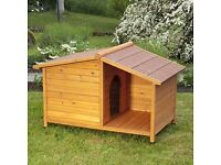 Brand NEW UNUSED Wooden Dog Kennel for SALE