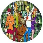 Scooby Doo Clock