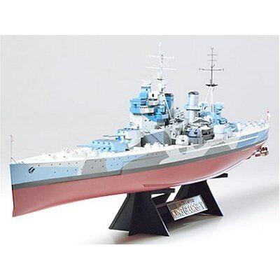 Tamiya 1/350 Ship Series No.10 British Battleship King George V Model Kit 78010