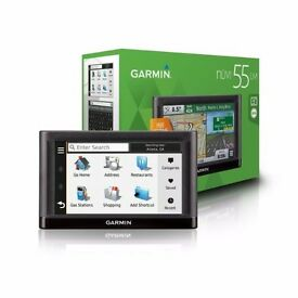 5-inch Garmin Nuvi Satellite Navigation