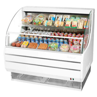 Turbo Air Tom-50lw-n Open Display Case Cooler Low Profile