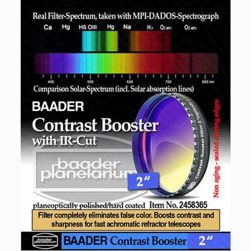 "Baader 2"" Contrast-Booster Filter # FCB-2 2458365"