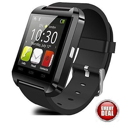 Health Sport Fitness Activity Tracker Bluetooth Wireless Monitor Bracelet Watch