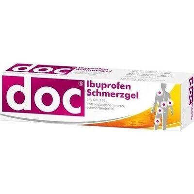 DOC IBUPROFEN Schmerzgel 5% 150 g HERMES Arzneimittel GmbH - Schmerzmittel