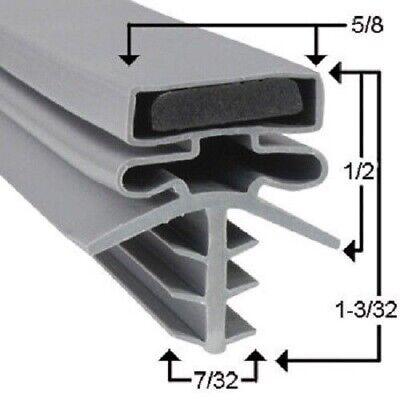 Bally Compatible 016547 Magnetic Door Gasketfreezercooler 06-301-0010-3