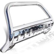 Chrome Bumper Guard