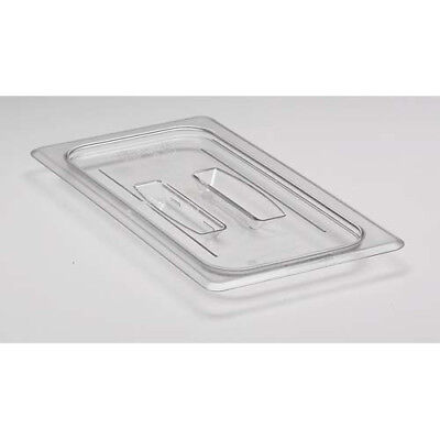 Cold Pan Cover - Cold Food Pan Cover with Handle Third-Size Camwear Pans