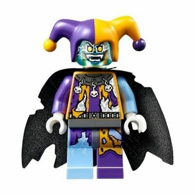LEGO Nexo Knights 70352  Jestro Electrified Minifigure