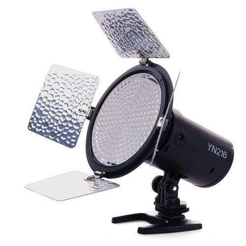 Yongnuo YN216 Pro LED Studio Video Light For Camera & Camcorder 3200K 5500K