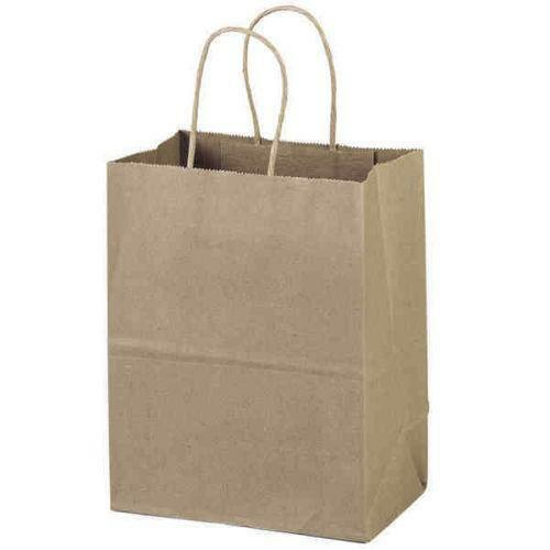 Buy brown paper bags with handles