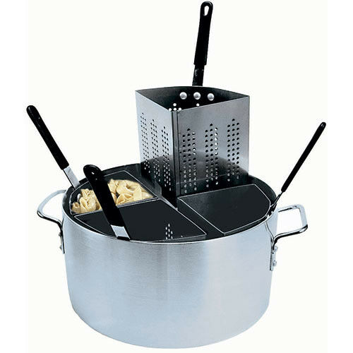 Pasta Cooker and Vegetable Steamer - Complete Unit