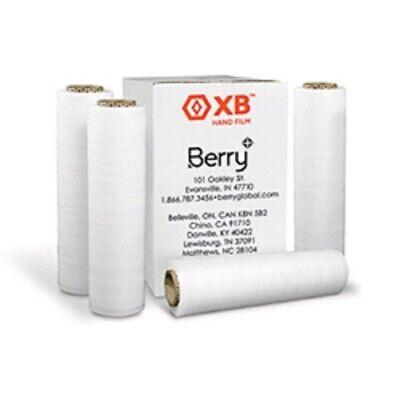 X-series Pre-stretched 18 X 1500 4 Roll Pallet Stretch Wrap Film Shrink Wrap