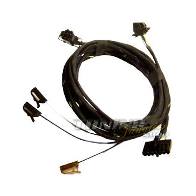 Wiring Loom Harness Cable Set Heated Seats Sh Adapter for Vw Golf 3 III + Vari