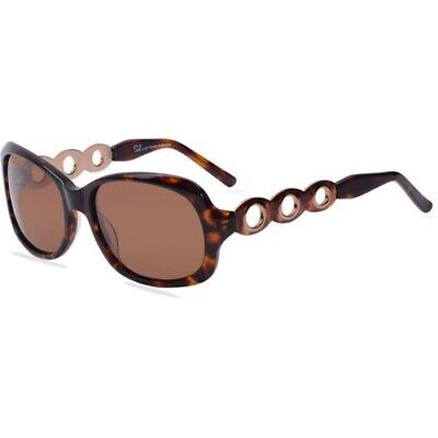 Sol by Daisy Fuentes Womens RXABLE Sunglasses 103 Tortoise Brown NWT, used for sale  Wooster