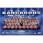 Poster North Melbourne Kangaroos AFL & Australian Rules Football Memorabilia