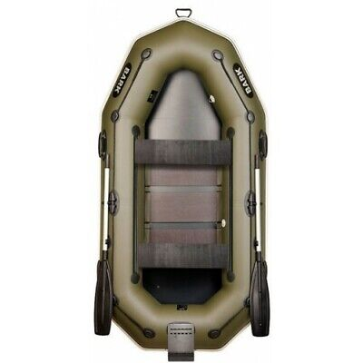 BARK B-260NPD TOP QUALITY INFLATABLE DINGHY FISHING WITH TRANSOM ROWING BOAT, used for sale  Shipping to Ireland