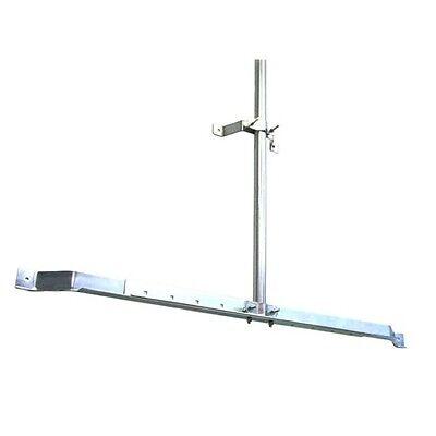 EZ31 Roof Eave Antenna Mount / Gable End Bracket - HAM CB TV FM DISH - USA Made