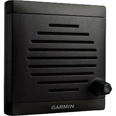 Vhf 200 Marine (GARMIN Active Nero Loudspeaker for VHF radio 200i 300i 300iAIS Boat Marine)