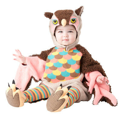 Owlette Pink Infant Owl Halloween Costume](Owl Infant Halloween Costume)