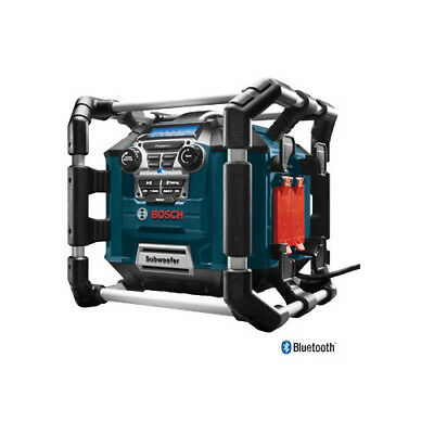 Bosch 18V Li-Ion PowerBox Radio/Digital Media Stereo PB360C Recon (Bare Tool)