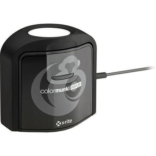 X-Rite ColorMunki Accurate Monitor Display Calibration, USB Powered - Photograph