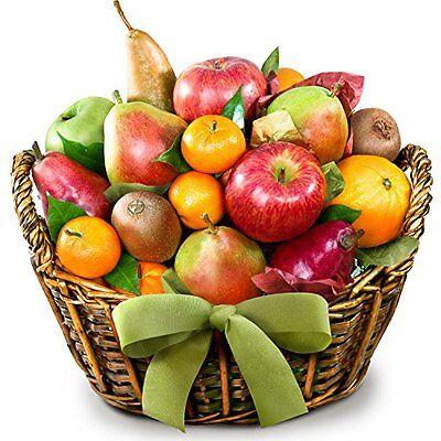 NEW Golden State Fruit California Bounty Fruit Basket Gift 10 Pound