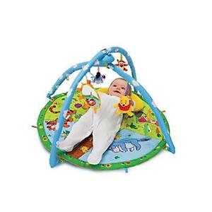 Tomy T71962 Winnie The Pooh Magic Motion Motorised Play Gym Childrens Play Mat