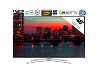 Samsung UE48H6400 48 inch 3D LED Smart TV BlK 400Hz HD Freeview HDMI