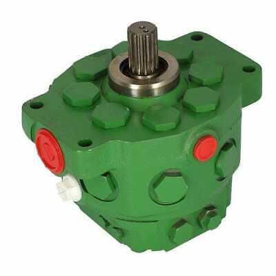 Hydraulic Pump Compatible With John Deere 500c 740 410 670 640 310b 540b 740a