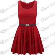 Red Dress Size 14